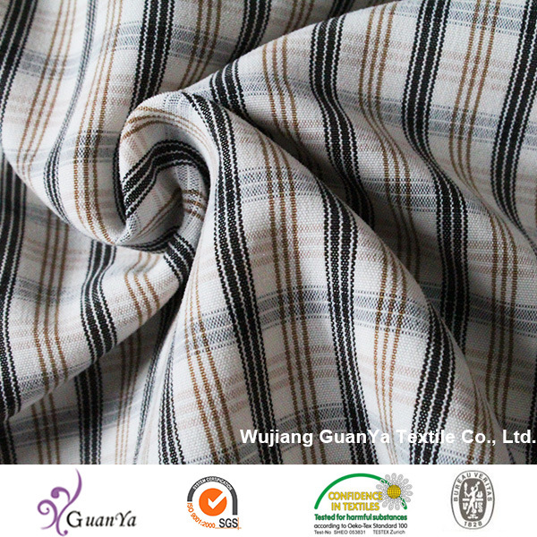 Cationic Yard Dyed Fabric for Shirt