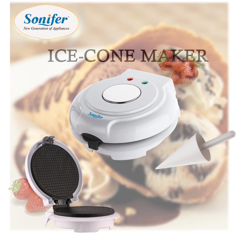 Stainless Steel Ice Cream Conemaker Sf-2168 /Waffle Maker/Sandwich Maker