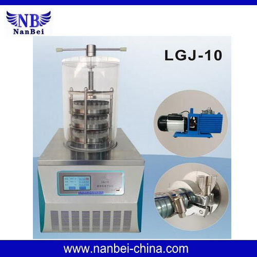 Laboratory Vacuum Freeze Dryer with Factory Price