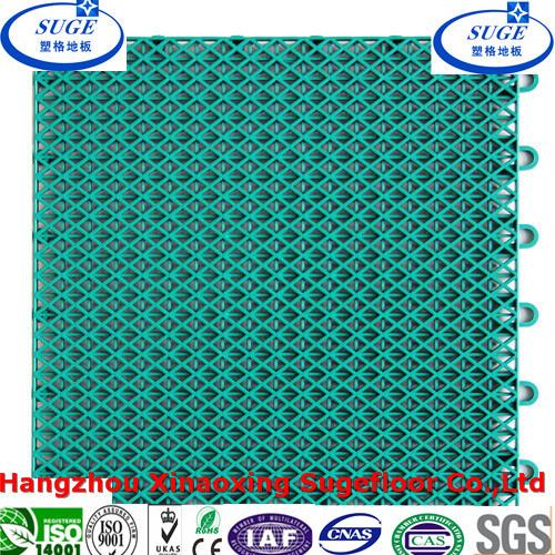 China Rohs 2002 Interlocking Sports Flooring Tiles Photos