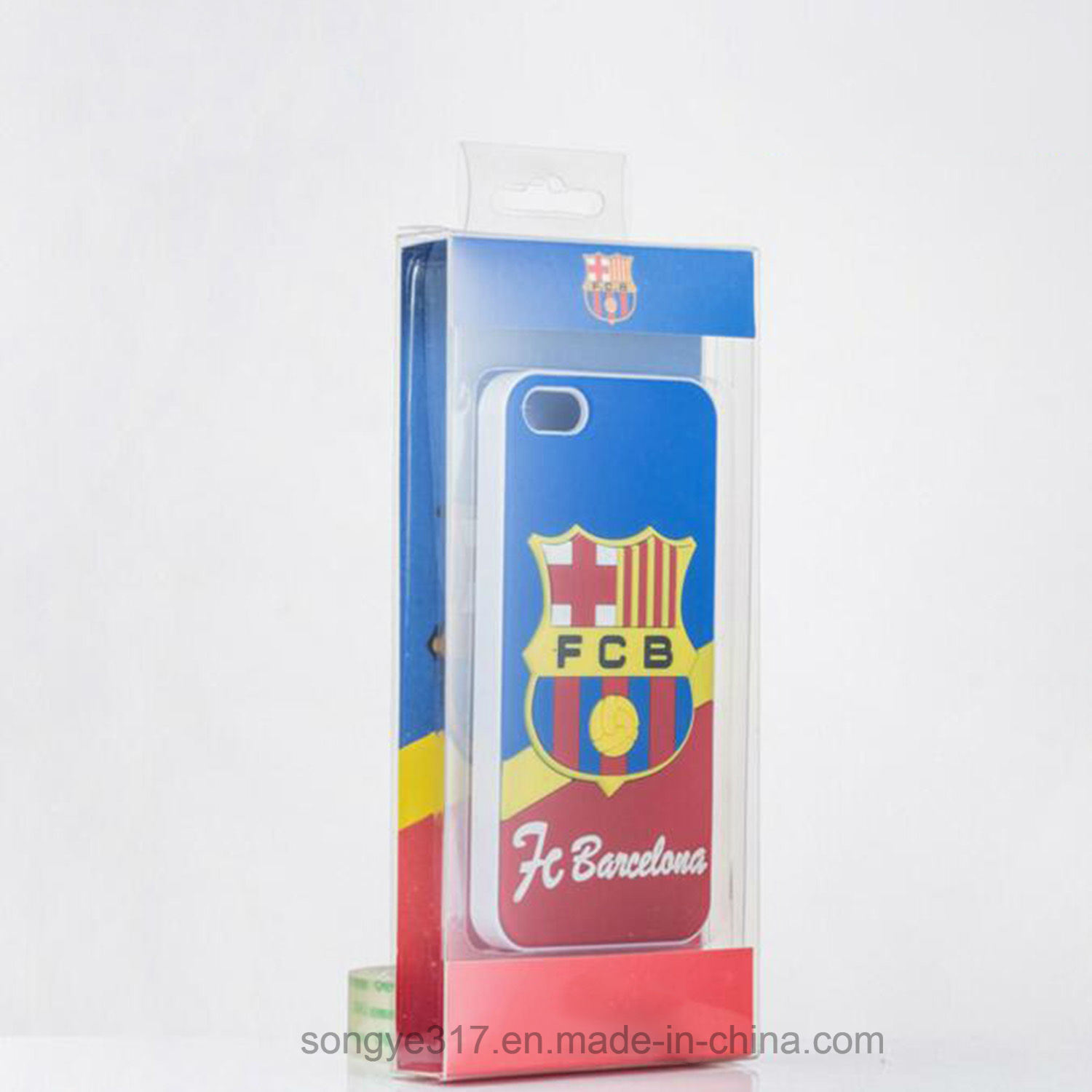 Pet Clear Mobile iPhone Shall Blister Box