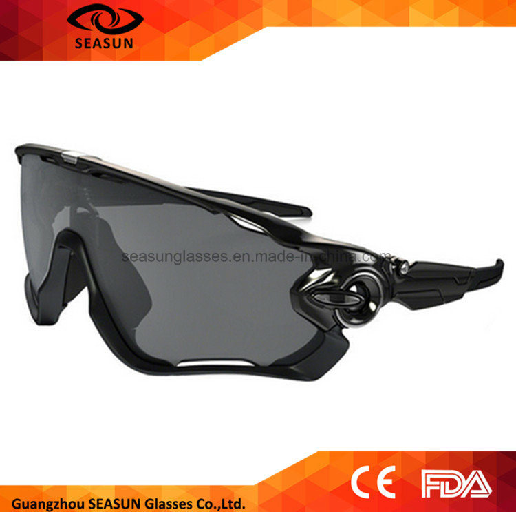 2017 Fashion Sports Bicycle Eyewear Goggles Men Shades Cycling Sunglasses
