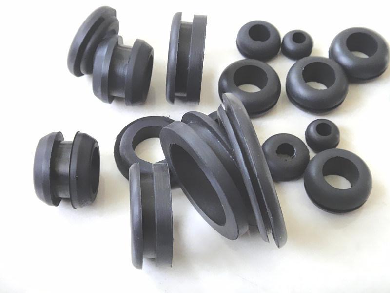 Neoprene/NBR, Silicone. EPDM, SBR Rubber Grommets