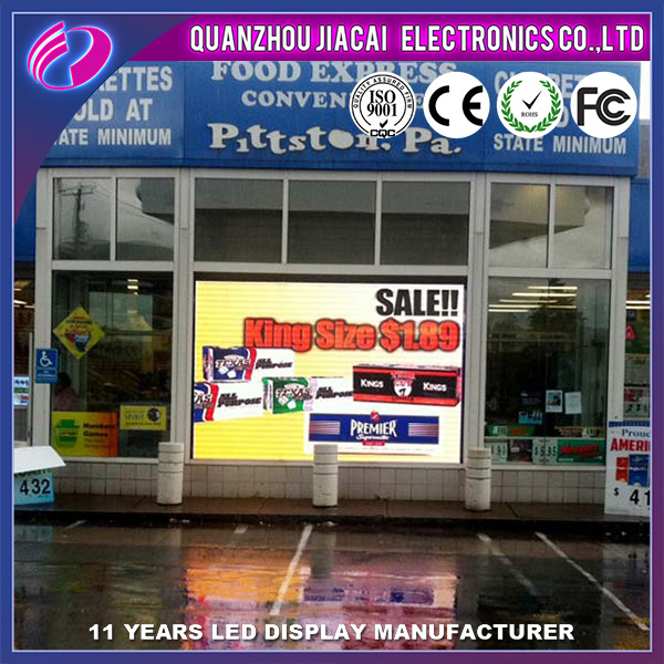 P10 LED Outdoor Display Board LED Information Display LED Large Screen Display