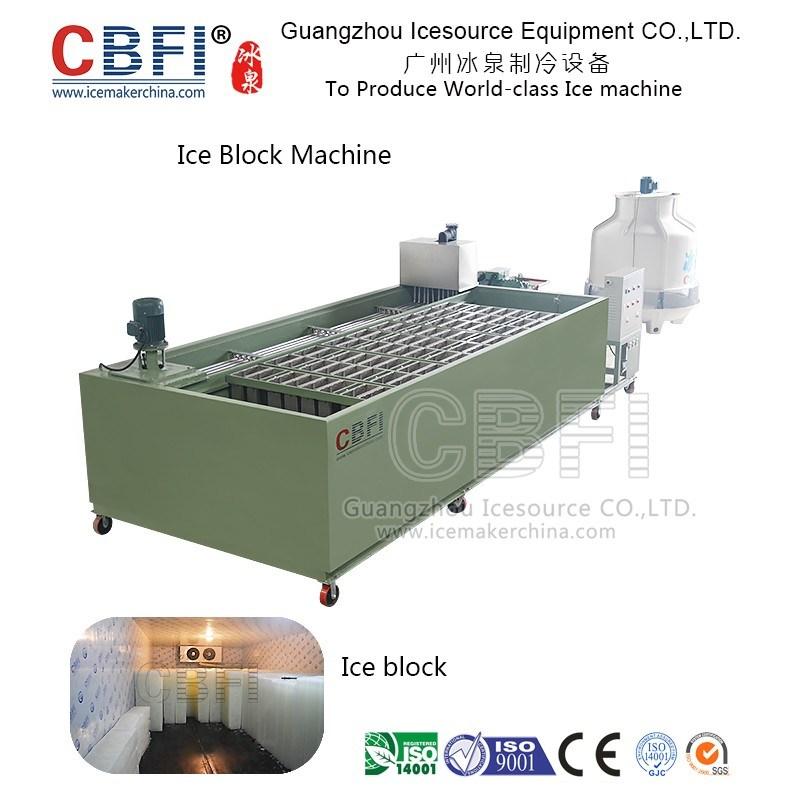 High Quality Ice Block Making Machine in Africa
