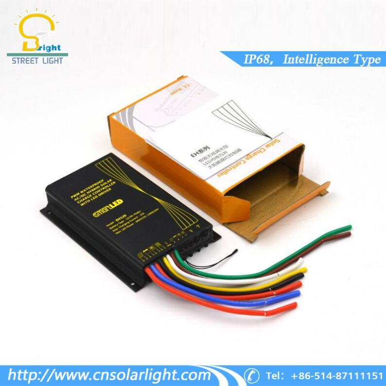 Electrical Type 30W-60W LED Wind Solar Hybrid Street Lighting