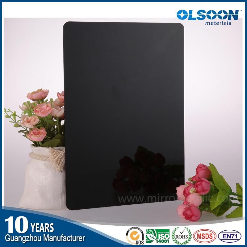 Olsoon Colored Mirrored Plastic Sheet Acrylic Mirror Sheet