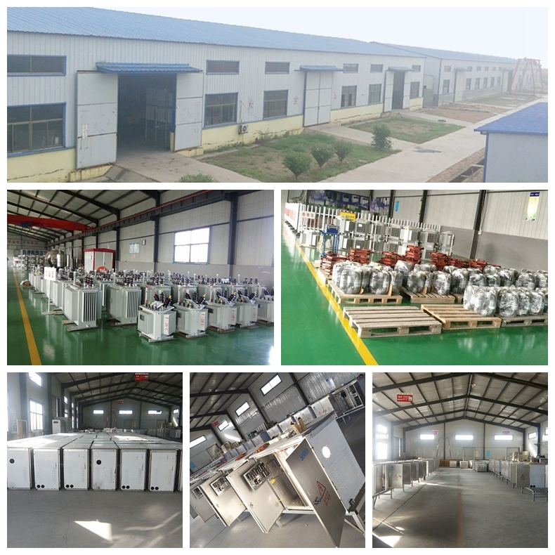 Three-Phase Electric Furnace Saving-Energy Special Power/Distribution Transformer