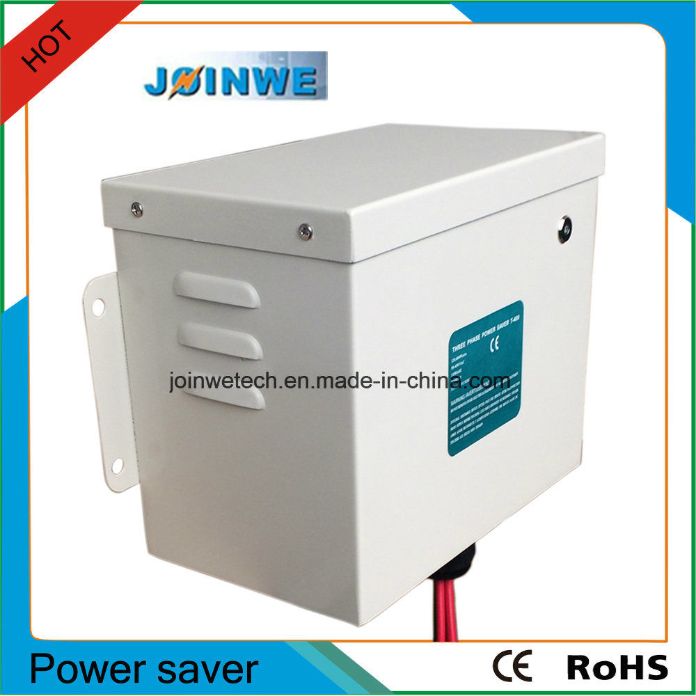 Commercial and Industrial Use Three Phase Power Saver for 180kw Load