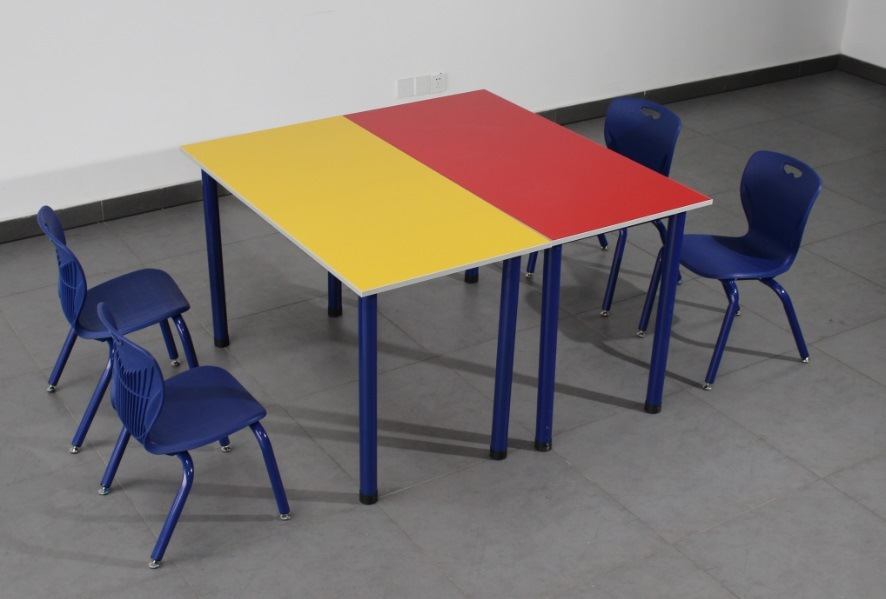 New Product Plastic Student Chair (BZ-0154)