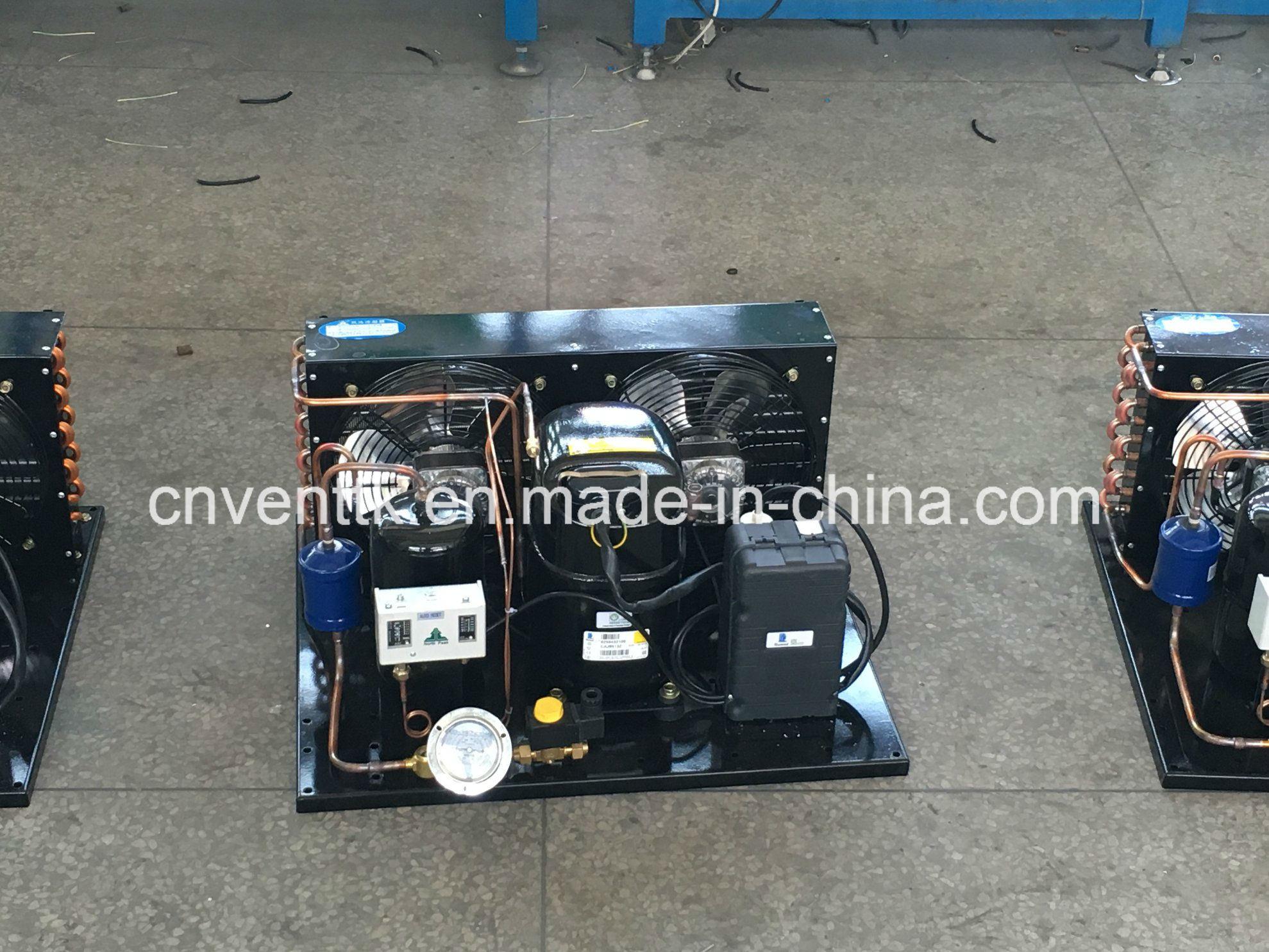 Semi-Hermetic Refrigeration Compressor Condensing Unit