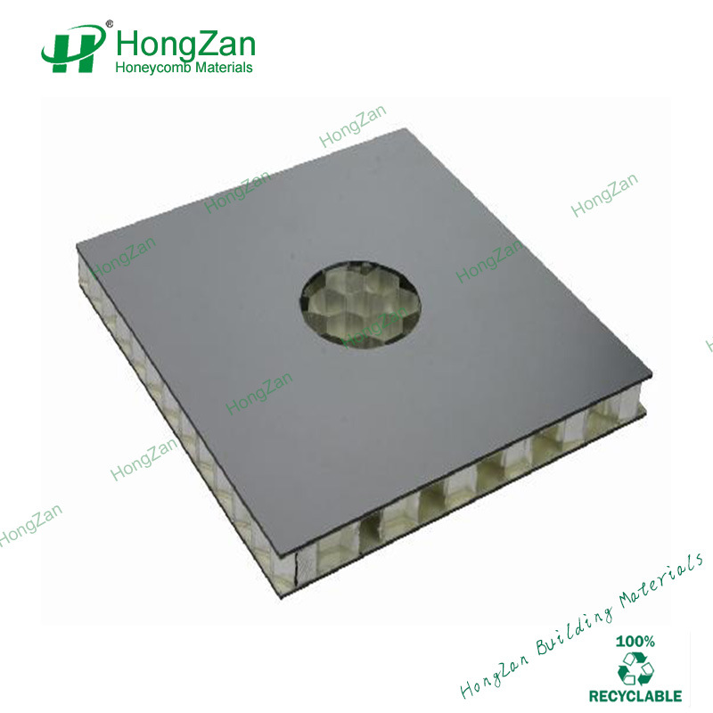 PVDF Coated Aluminum Honeycomb Panel for Construction Building Materials