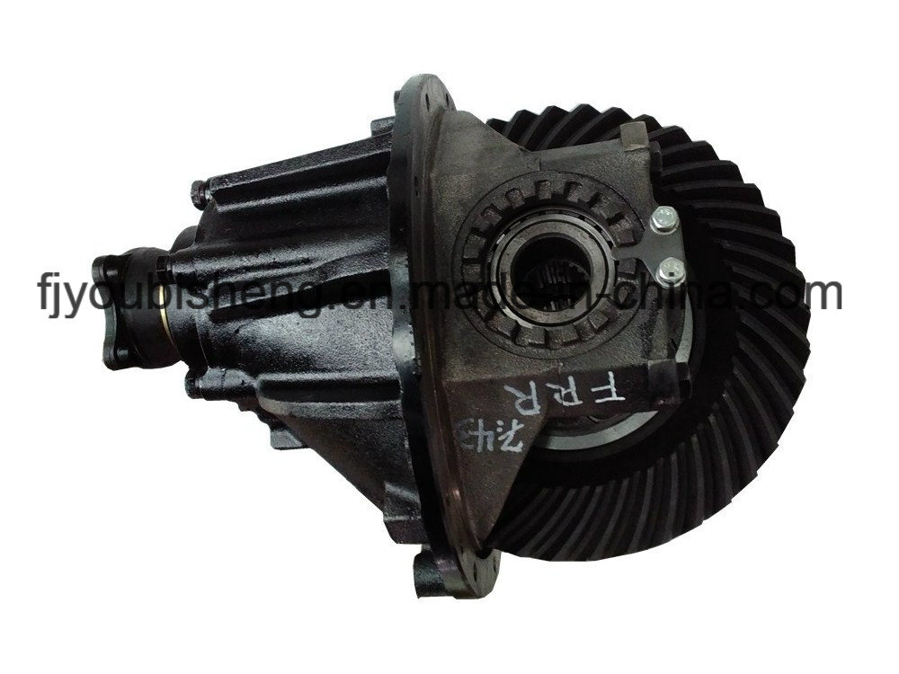 Isuzu Frr, Differential, for Speed Ratio: 7: 38/ 7: 43/7: 41/8: 41/ 10: 39