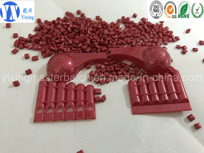 Color Plastic Masterbatch/Pearlescent Masterbatch Affordable Price