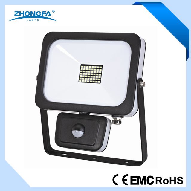 30W Driverless LED Work Light with PIR Sensor
