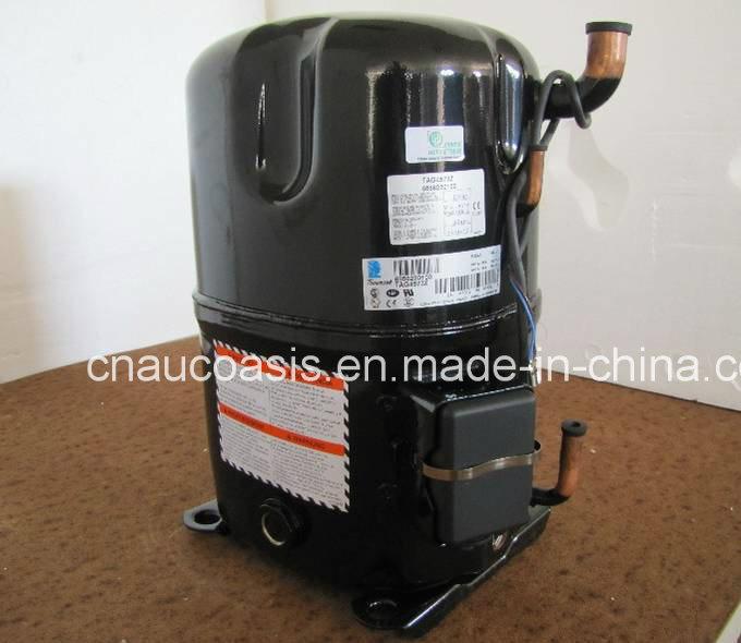 France Tecumseh Hermetique Reciprocating Compressor R134A / R404A/ R22