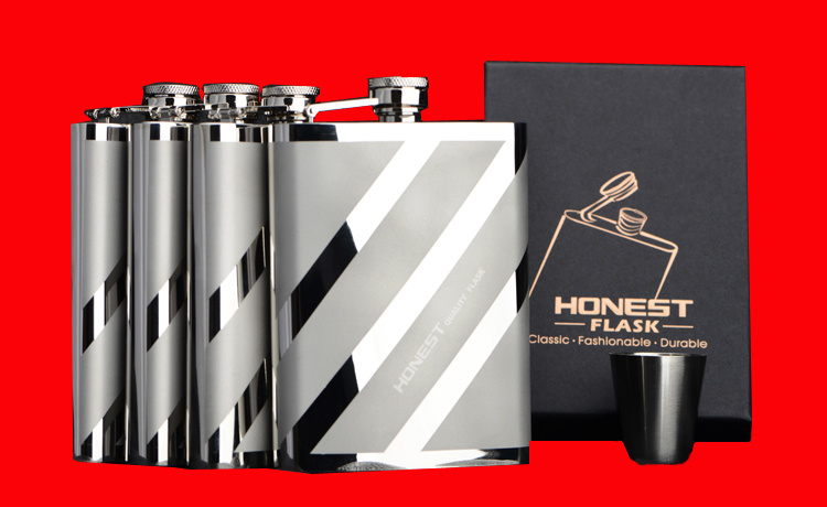 Stainless Steel Vacuum Flask, Thermos Flask, Bullet Flask