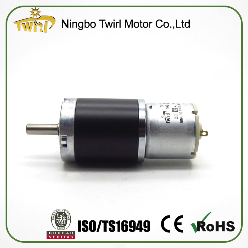 Custom-Made Max 200kg Torque 36mm High Torque Low Rpm Electric Gearmotor