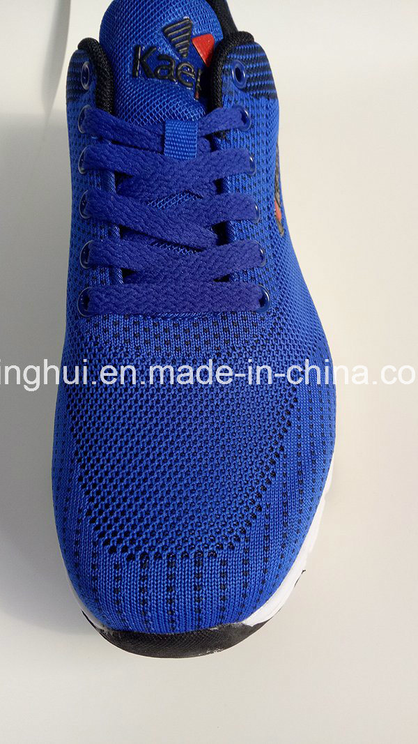 Fly Knit Upper EVA Outsole Sport Shoes Footwear for Women and Men