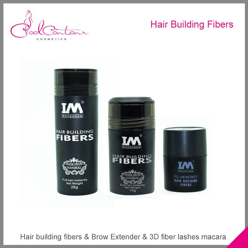 Most Popular Keratin Hair Building Fiber Hair Extension Immediately