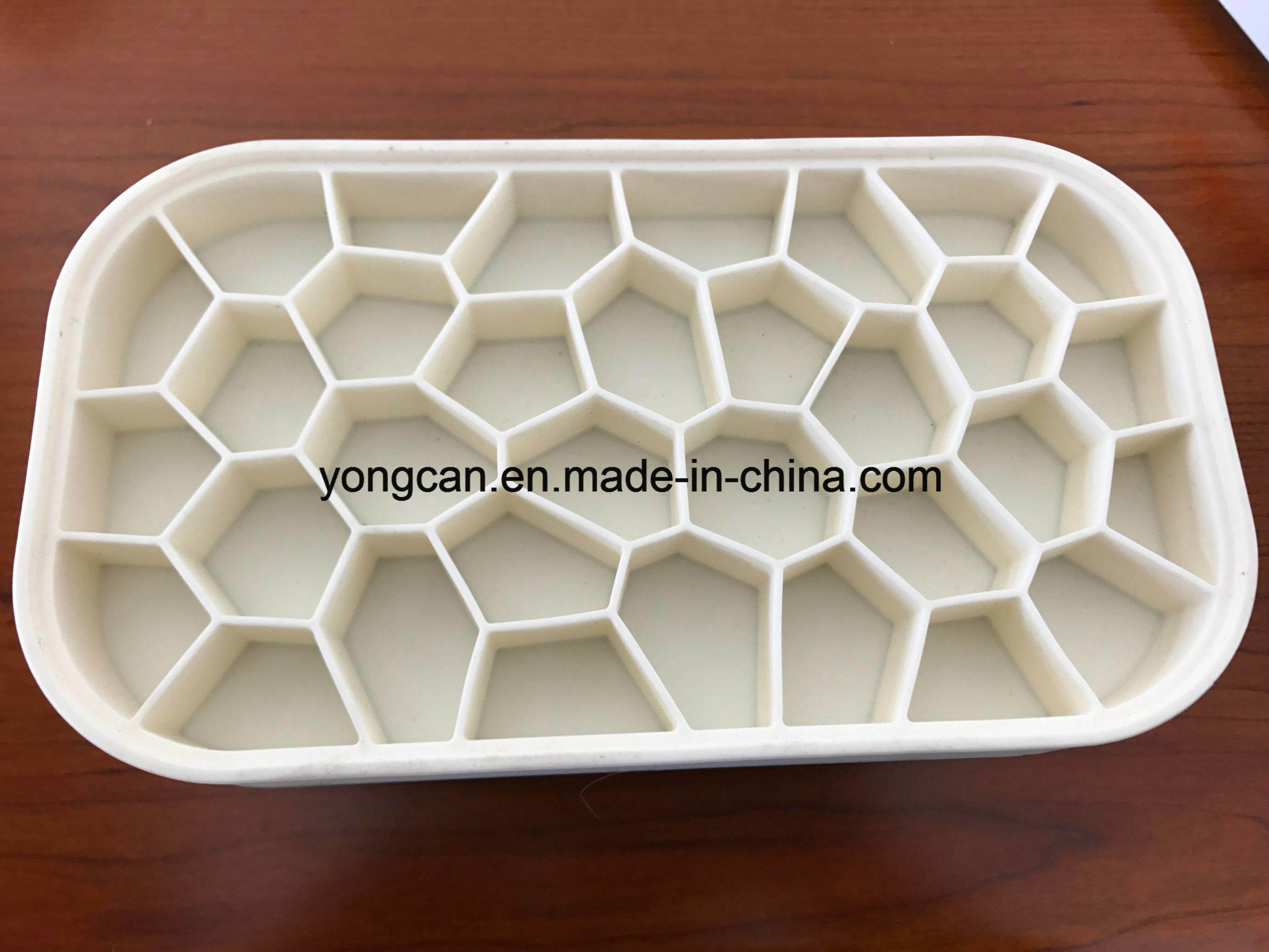 OEM Homemade Ice Cream Box/ Plastic Ice Box/ Silicone Rubber Mold Cooler Box