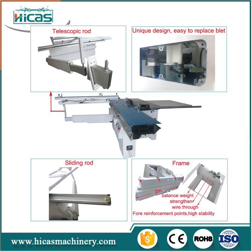 Lifting Sliding Table Panel Saw