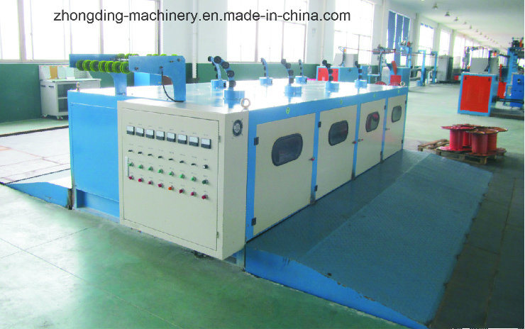 Zd-1250 High Speed Cantilever Type Single Twisting (Cabling) Machine