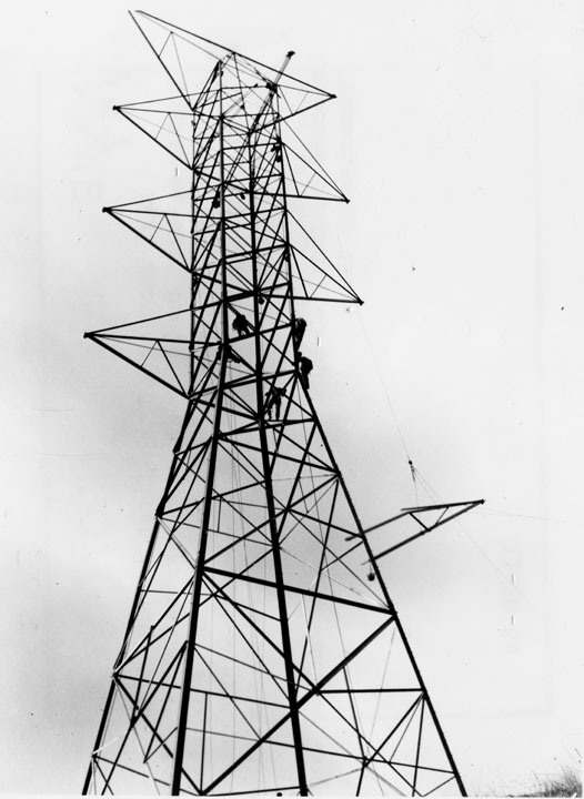 1000kv Uhv Electric Tower