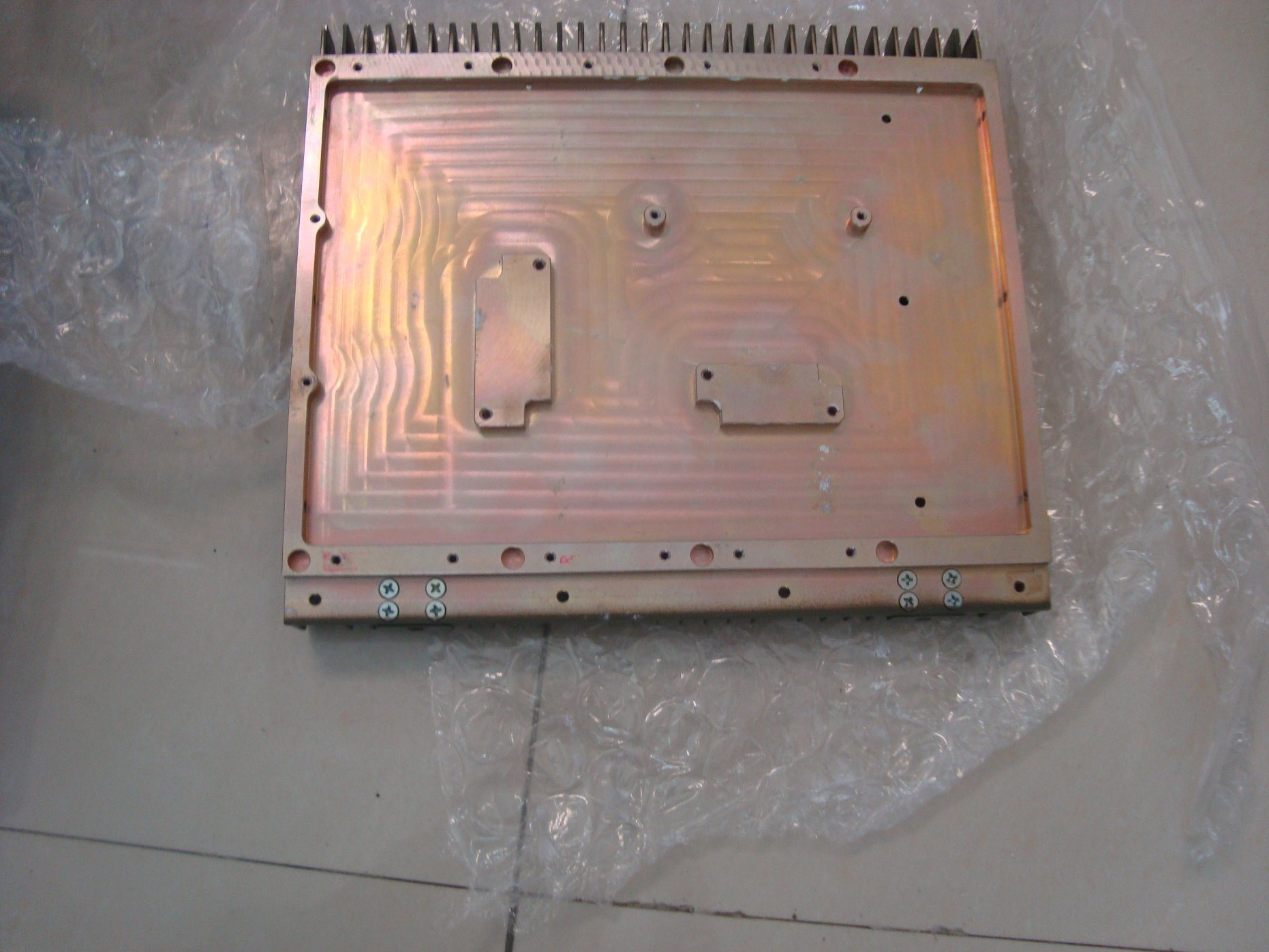Aluminium Heat Sink for Vidio