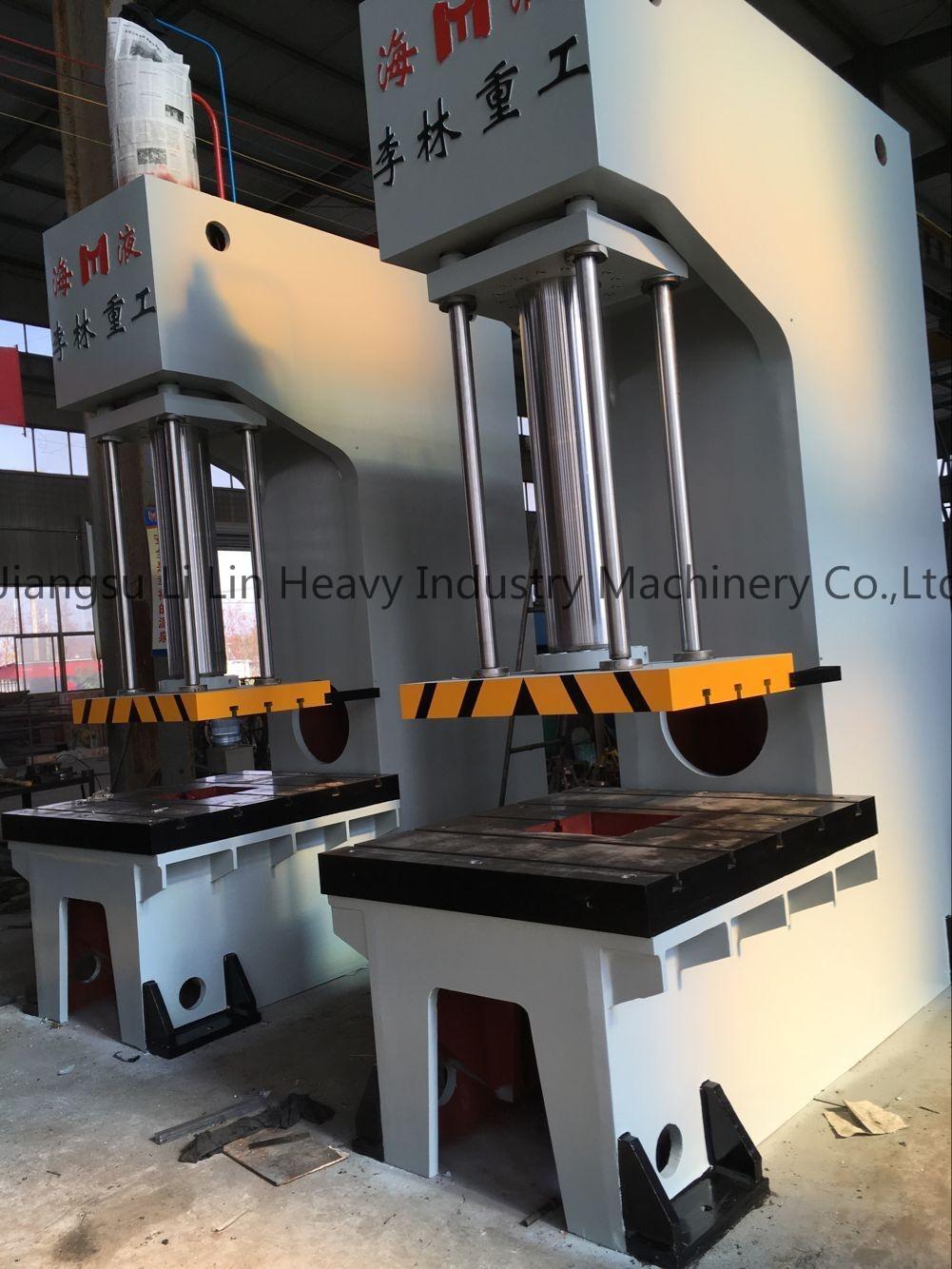 Single Column Hydraulic Press (straightening and mounting) Yll30-200