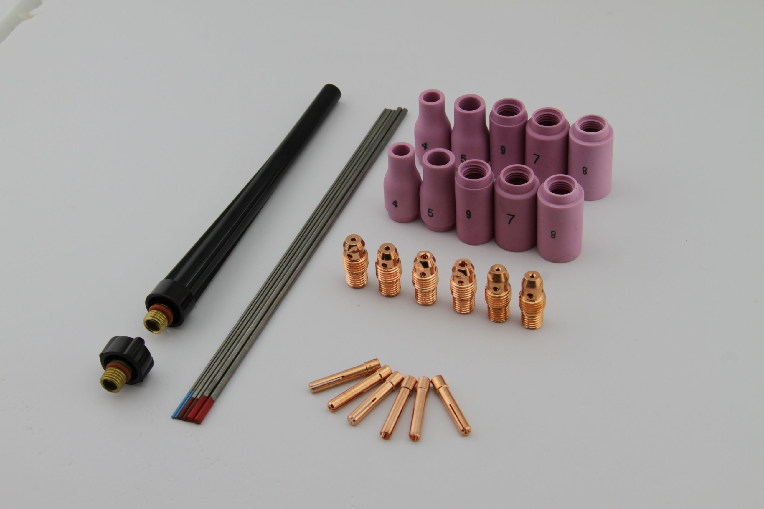 Kingq Wp 20 TIG Welding Torch and Torch Parts with Ce