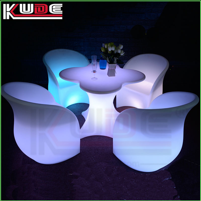 Waterproof LED Garden Furniture LED Night Club Furniture