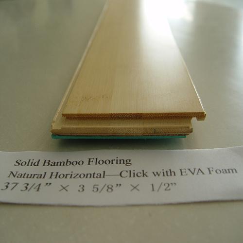 A Grade Solid Bamboo Flooring