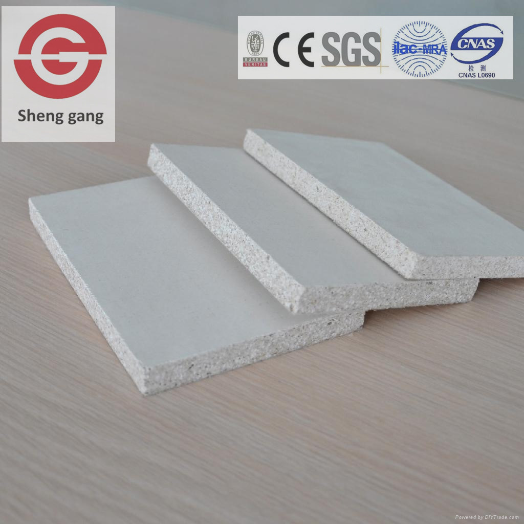 China Fireproof Material Magnesium Oxide Board For Fireplace