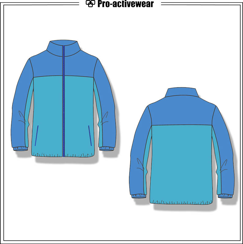 Wholesale Custom Cycling Mens Jacket Windproof Sports Jacket