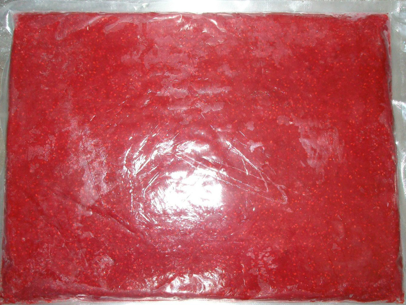 Frozen Raspberry Puree