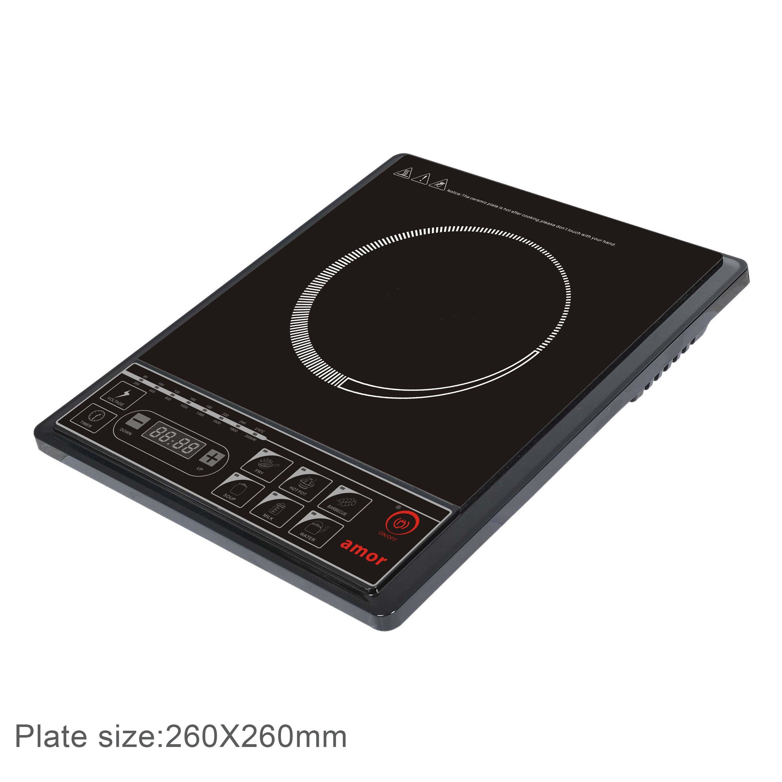 2000W Supreme Induction Cooker