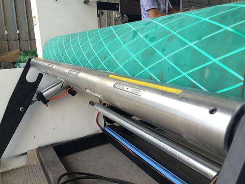 High Speed 6 Colors Flexo Printing Machine for Plastic Bag