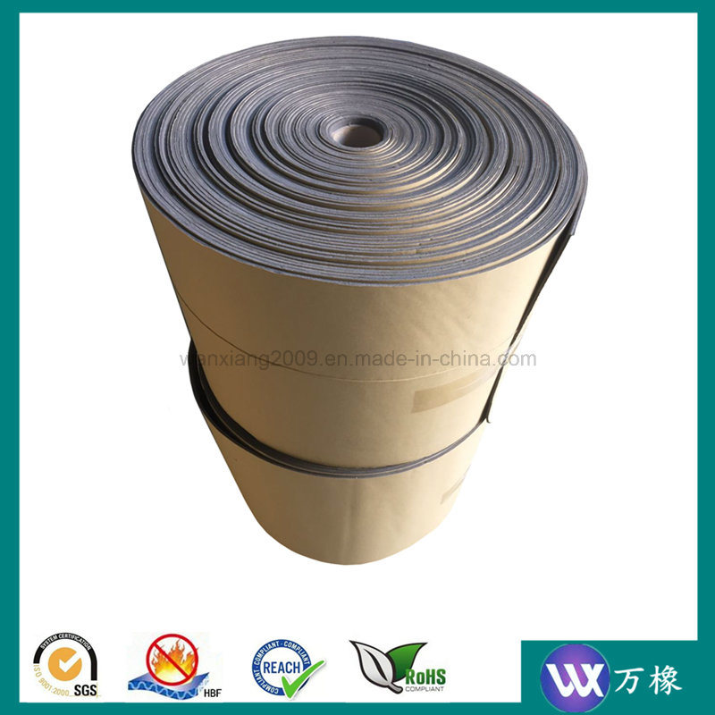 PE Roll Material Rubber Insulation Foam
