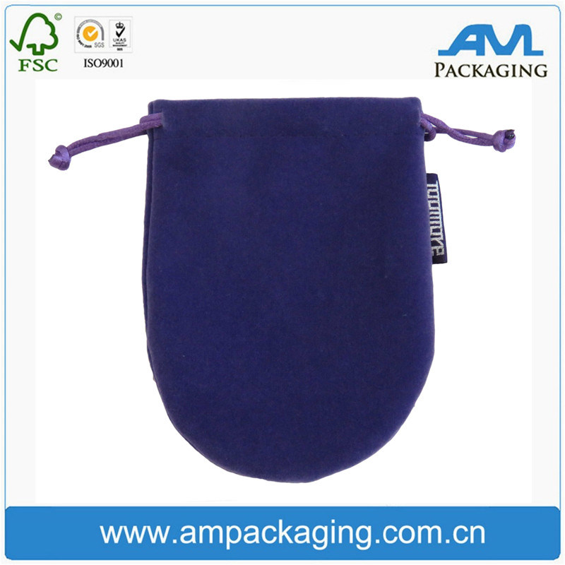 Colored Non Wovens Bespoke Cheap Velvet Soft Touch Phone Packaging Pouch