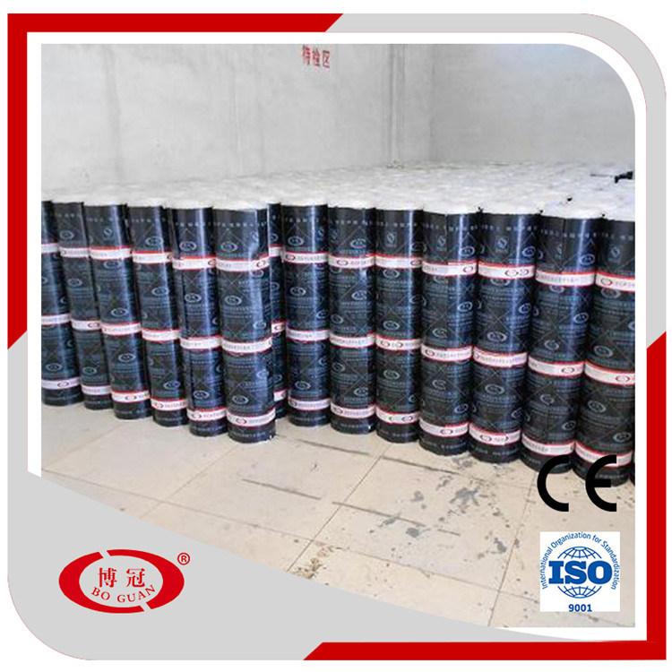 2.0mm-4.0mm Sbs Bitumen Membrane for Waterproof