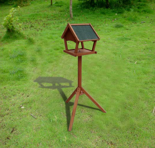 Wooden Bird Cage Pet House