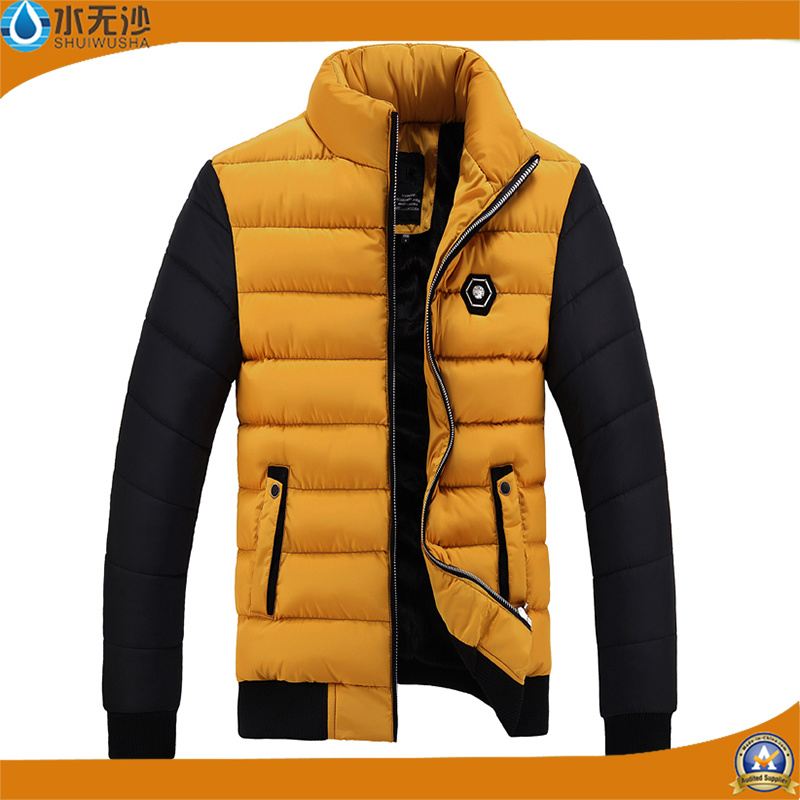 Custom Winter Jacket Bomber Fashion Jacket Outdoor Jacket for Men