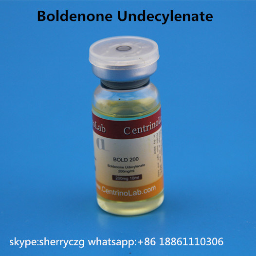 Pharmaceutical Chemical Steroid Powder Hormone Nandrolone Decanoate