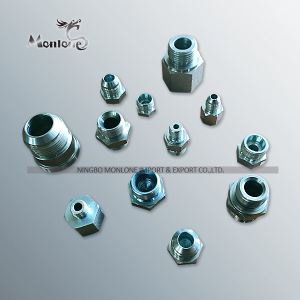 Hydraulic Adapter & Hose Fitting