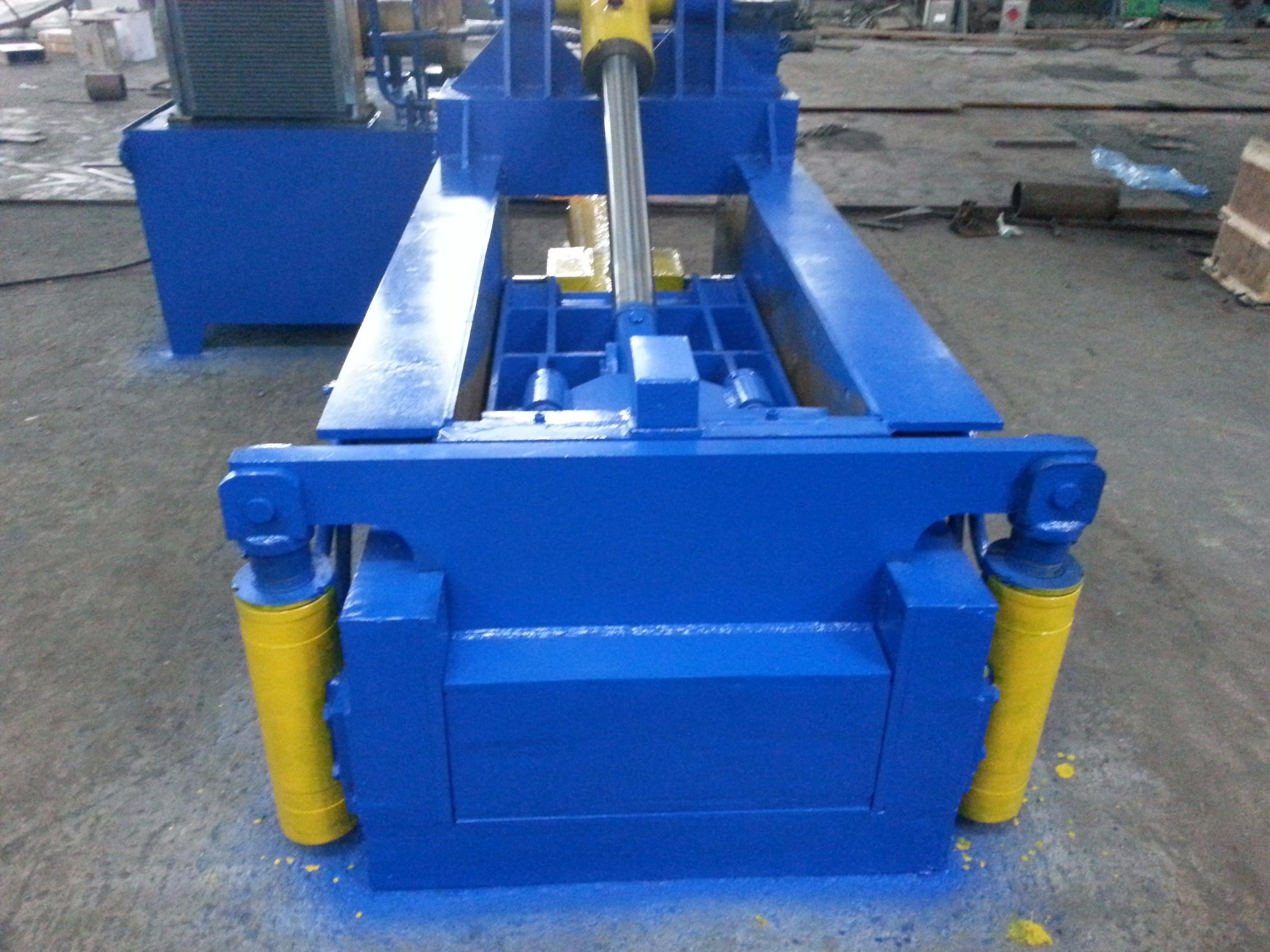 Metal Baler Baling Press Machine Hydraulic Compress Baler