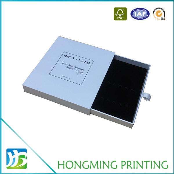 Luxury Custom Paper Cardboard Cosmetic Gift Box