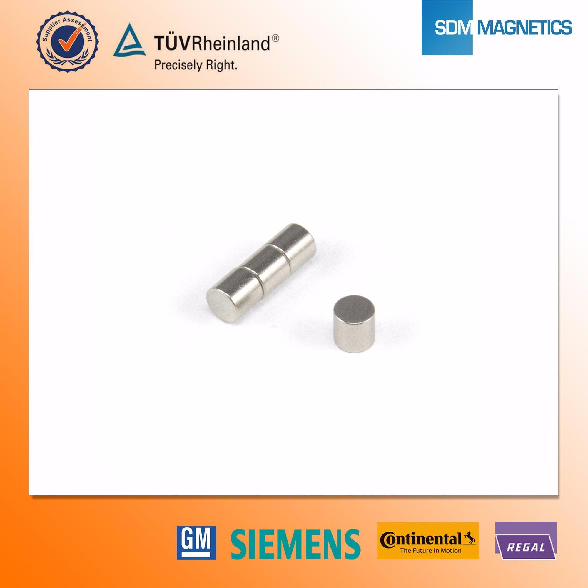 D6*6mm SmCo Magnet