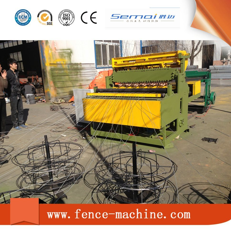 High Speed Welded Wire Mesh Fence Welding Equipment