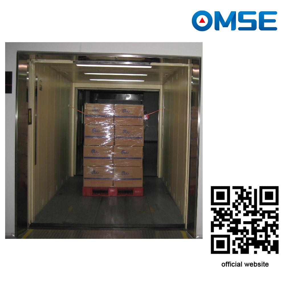 Machine Roomless Cargo Lift